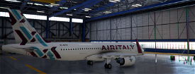 Air Italy A320-Neo  Image Flight Simulator 2020