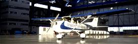 Cessna 172 G1000 Indiana Aerospace Trainer Image Flight Simulator 2020