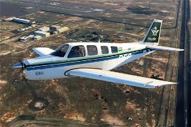 Beechcraft Bonanza G36 Saudia Old Livery Image Flight Simulator 2020