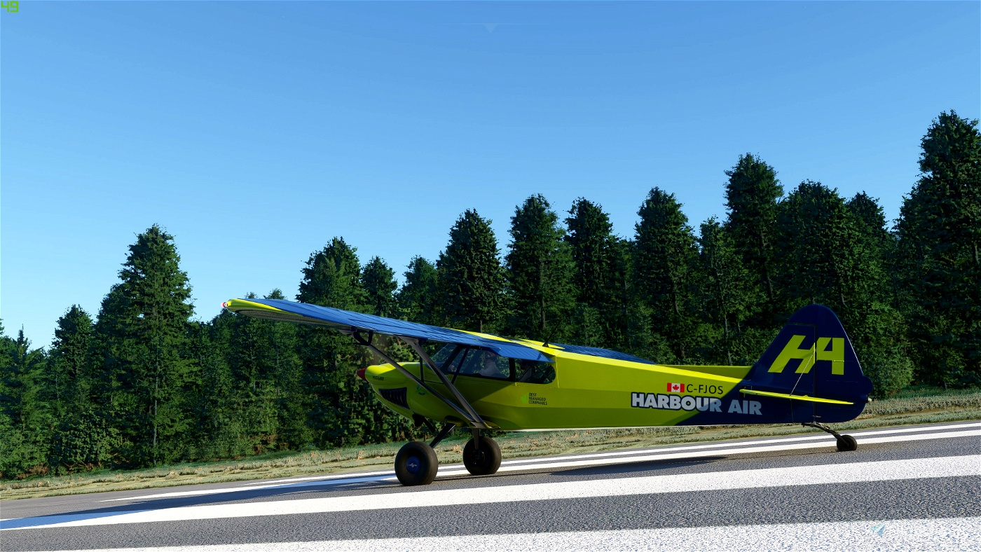Harbour Air X-Cub