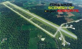 EBUL Ursel Airport, Belgium Microsoft Flight Simulator