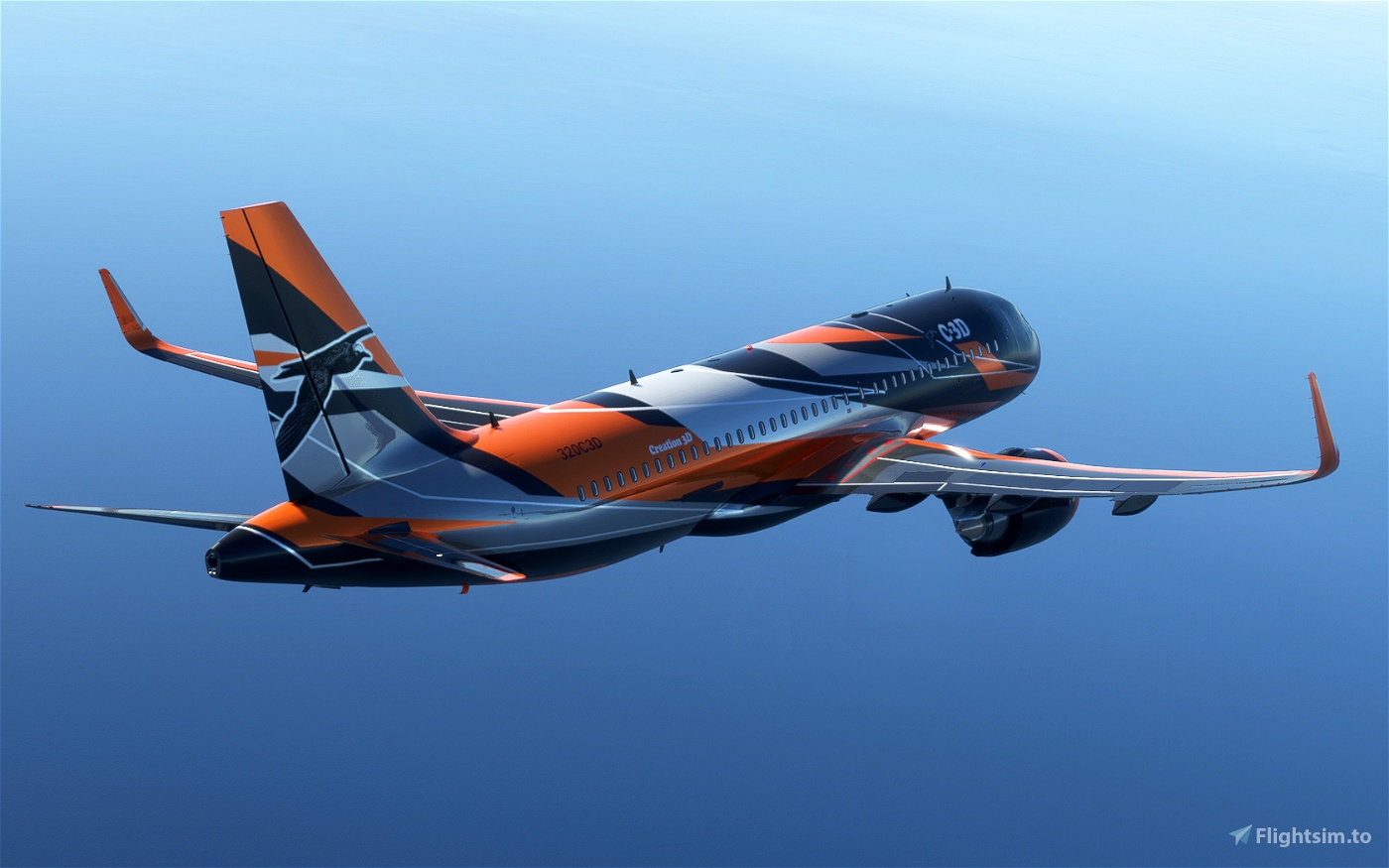 A320NEO C-3D