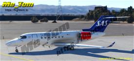 Cessna Citation Longitude SAS Image Flight Simulator 2020