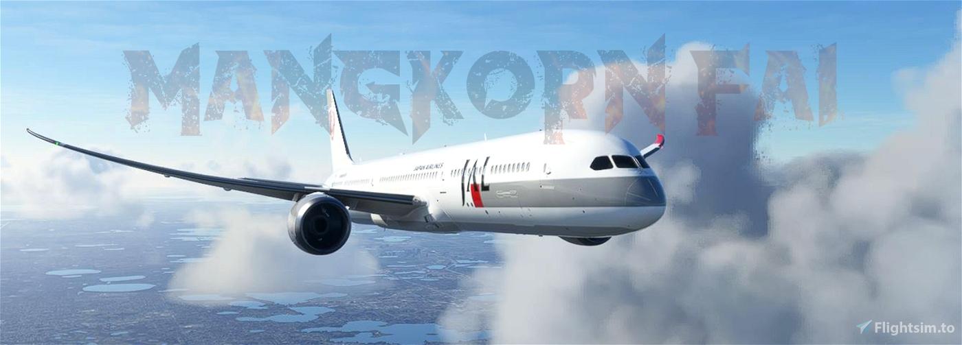 Japan Airlines 1994 - Retro Flight Simulator 2020