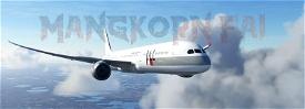 Japan Airlines 1994 - Retro Image Flight Simulator 2020