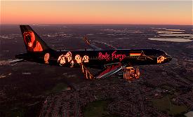 A320neo Pink Floyd Tribute Image Flight Simulator 2020