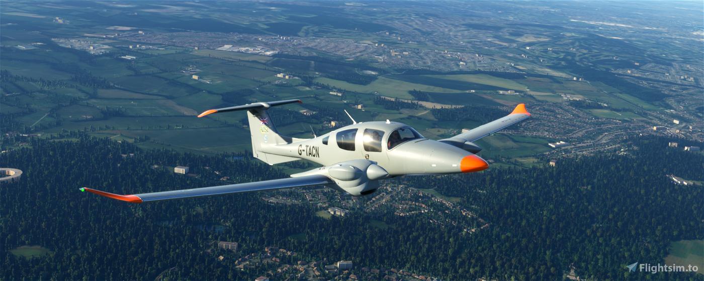 DA62 Flight Calibration Services
