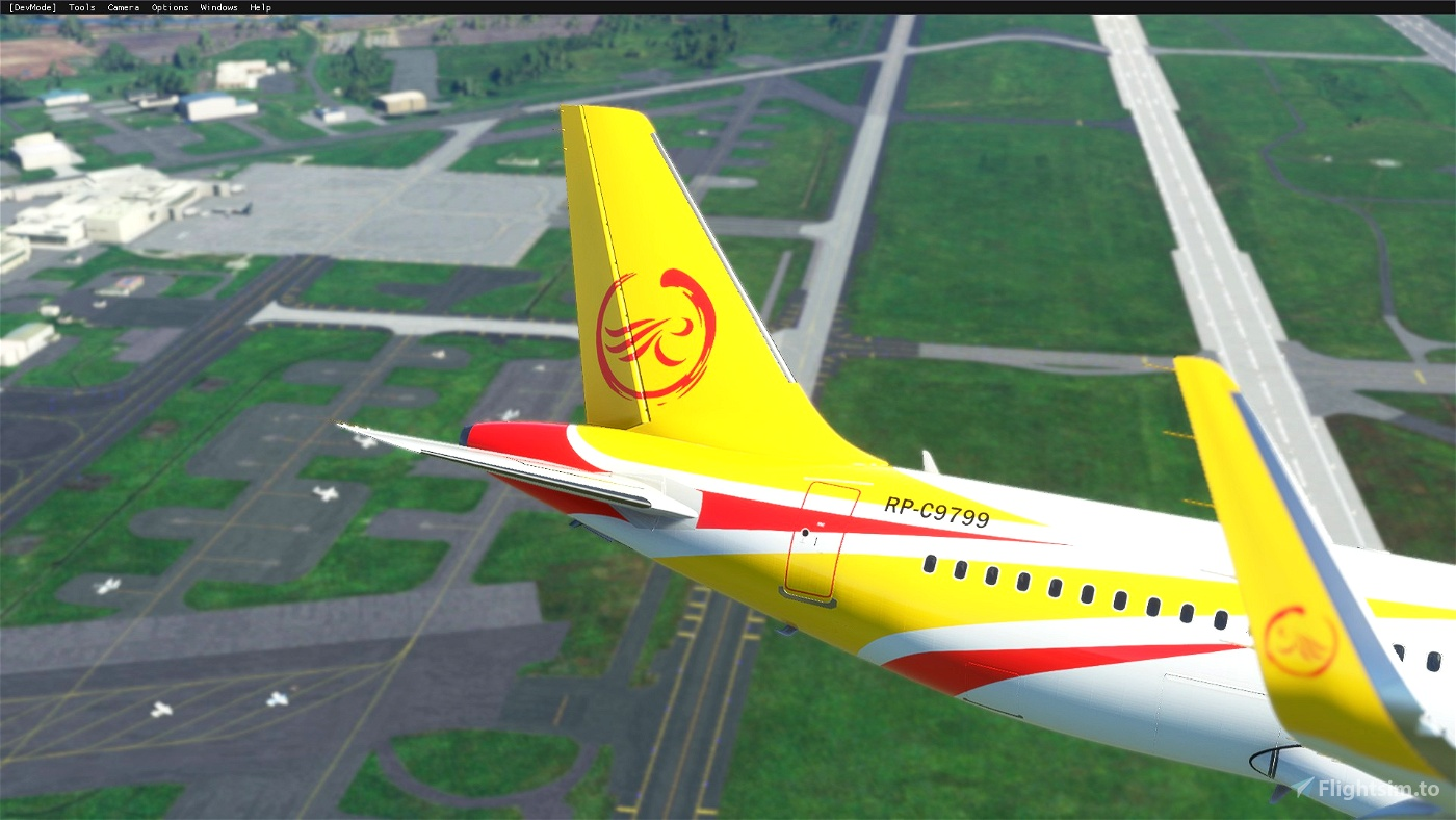 Royal Air Philippines (8K)[RP-C9799]