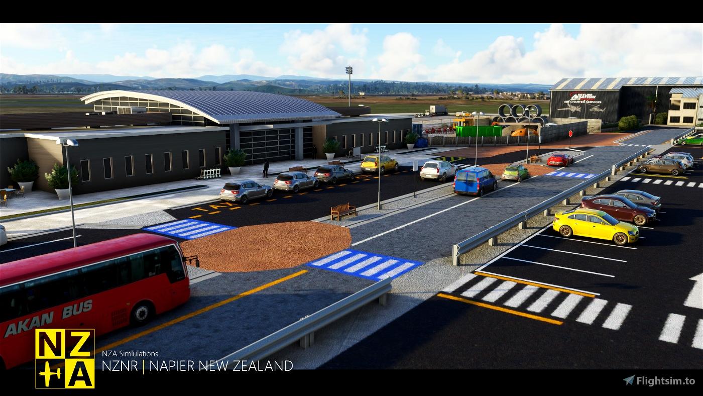 NZA Simulations - NZNR Napier V1.9