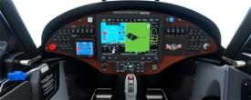 Crafter X Cub panel, updated Image Flight Simulator 2020