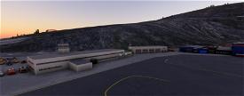 BGGH - Nuuk airport Greenland Microsoft Flight Simulator