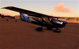 C172 Classic + G1000 C-3D Blue Image Flight Simulator 2020