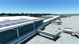 YBBN Brisbane International Airport Microsoft Flight Simulator