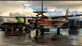 Cessna 208B Grand Caravan LoganAir 1980s Image Flight Simulator 2020