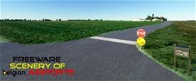 EBBY Baisy-Thy ULM, Belgium Microsoft Flight Simulator