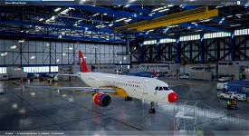 Danish Air Transport Image Flight Simulator 2020