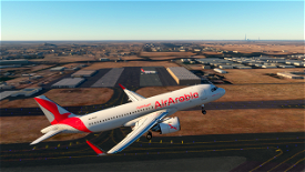 Air Arabia [4K] Image Flight Simulator 2020