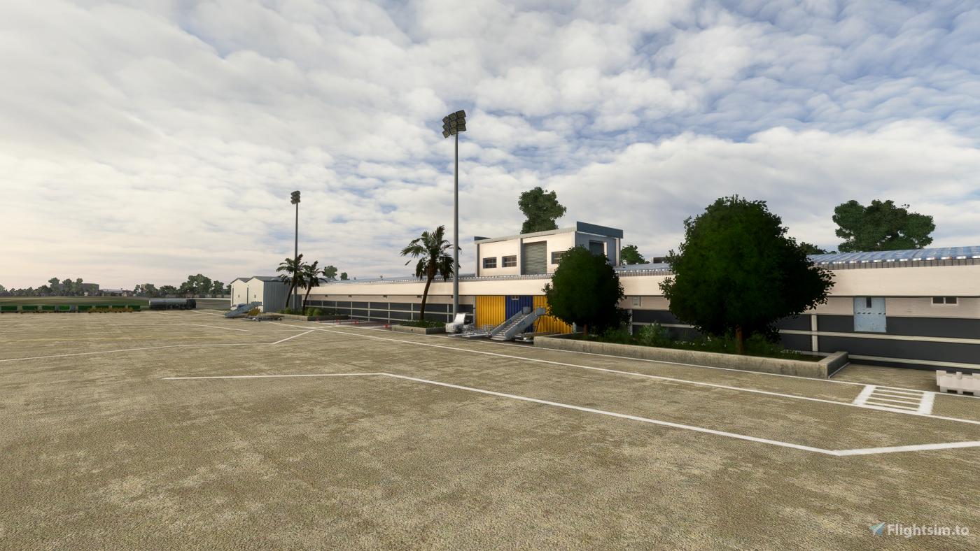 Tacloban Airport - RPVA (OLD) Flight Simulator 2020