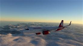 Canadian North Livery Image Flight Simulator 2020