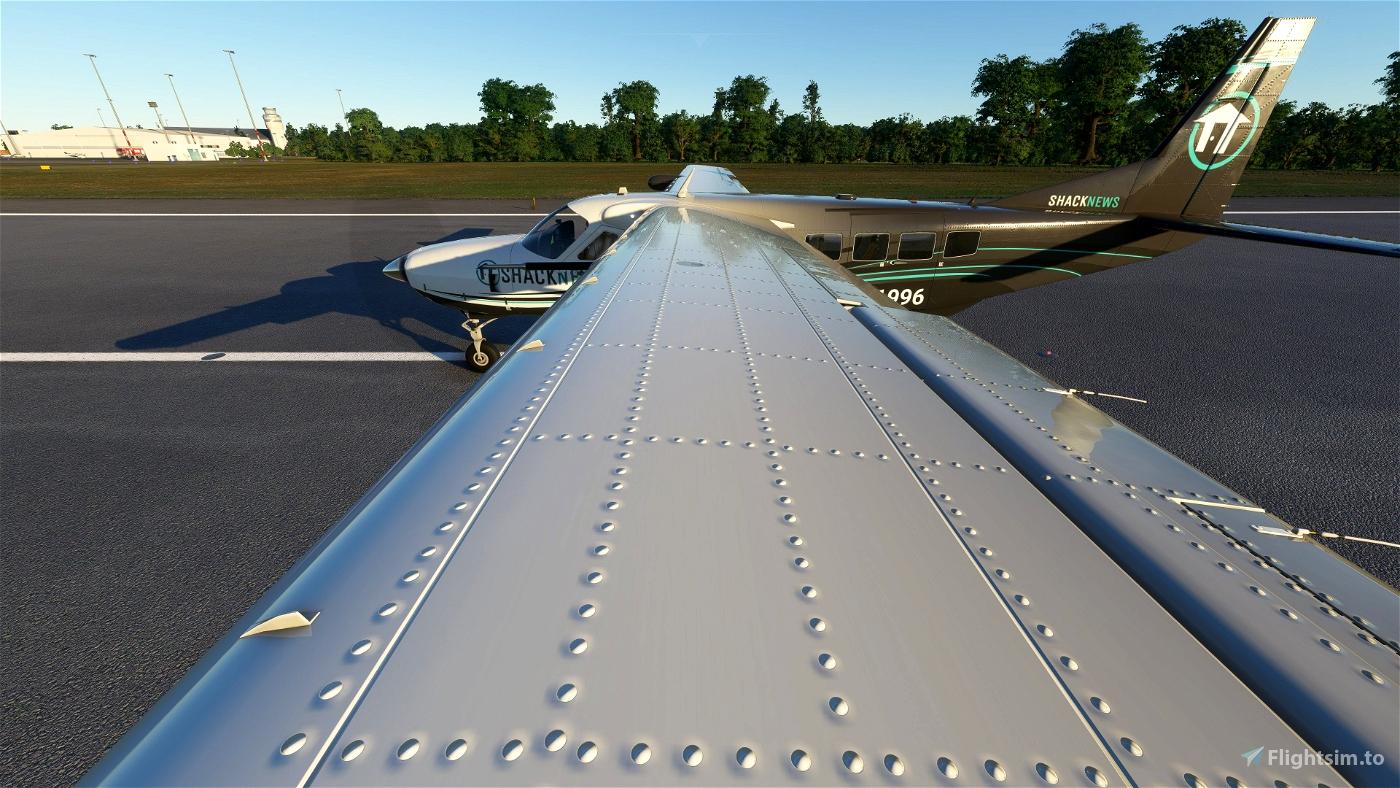 Shacknews Cessna 208 B
