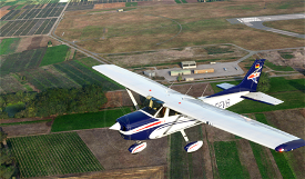 Cessna 172 Classic/AS1000 livery - FLN_D-EFVB Image Flight Simulator 2020