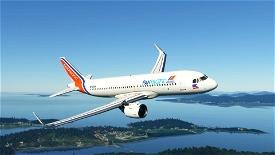 Pan Pacific Airlines [Philippines] (8K)[RP-C7936] Image Flight Simulator 2020