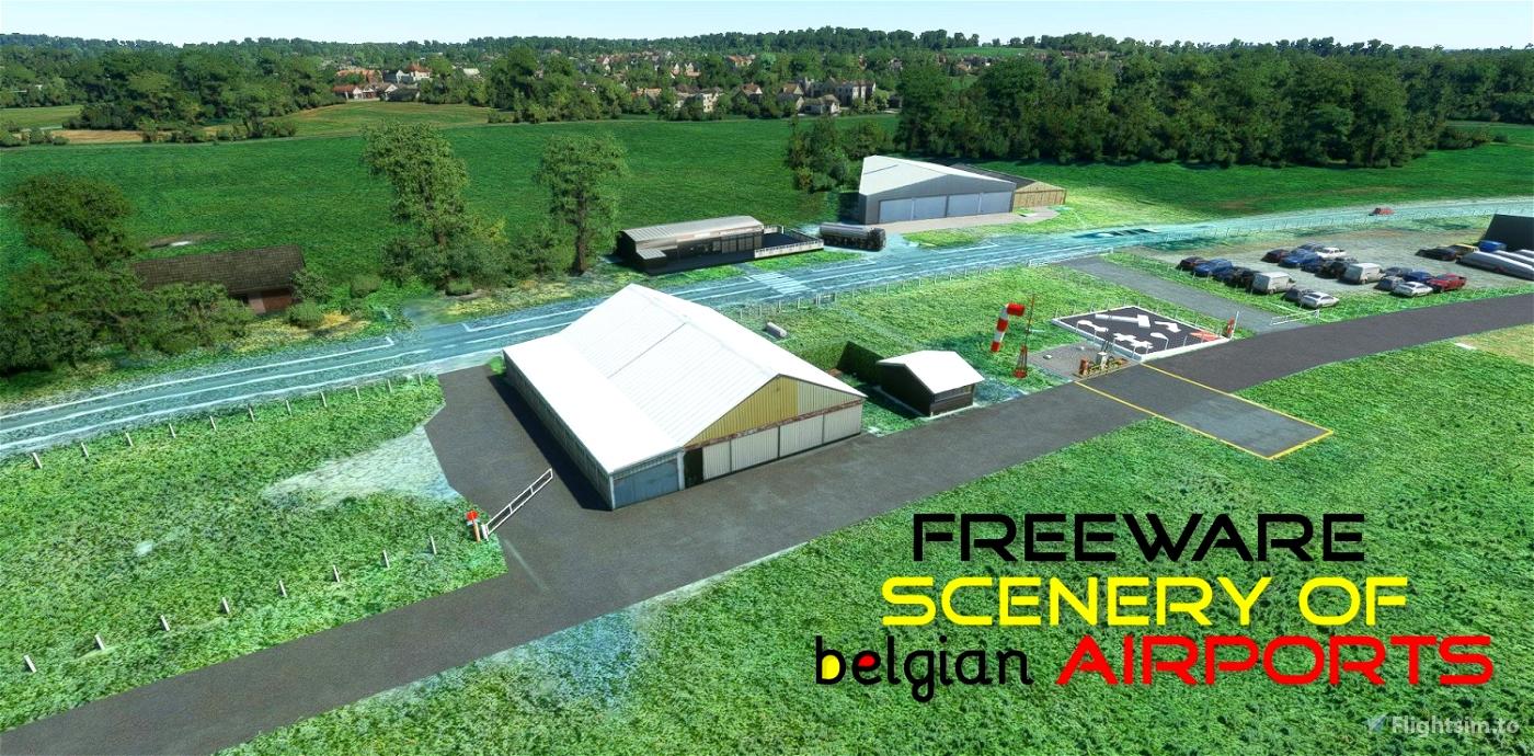 EBDT Schaffen Diest, Belgium Flight Simulator 2020