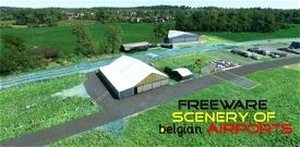 EBDT Schaffen Diest, Belgium Microsoft Flight Simulator