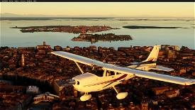 Cessna 172sp OK-ELP Elmontex Air (both versions)  Image Flight Simulator 2020