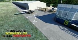 EBZH Kiewit Hasselt, Belgium Microsoft Flight Simulator