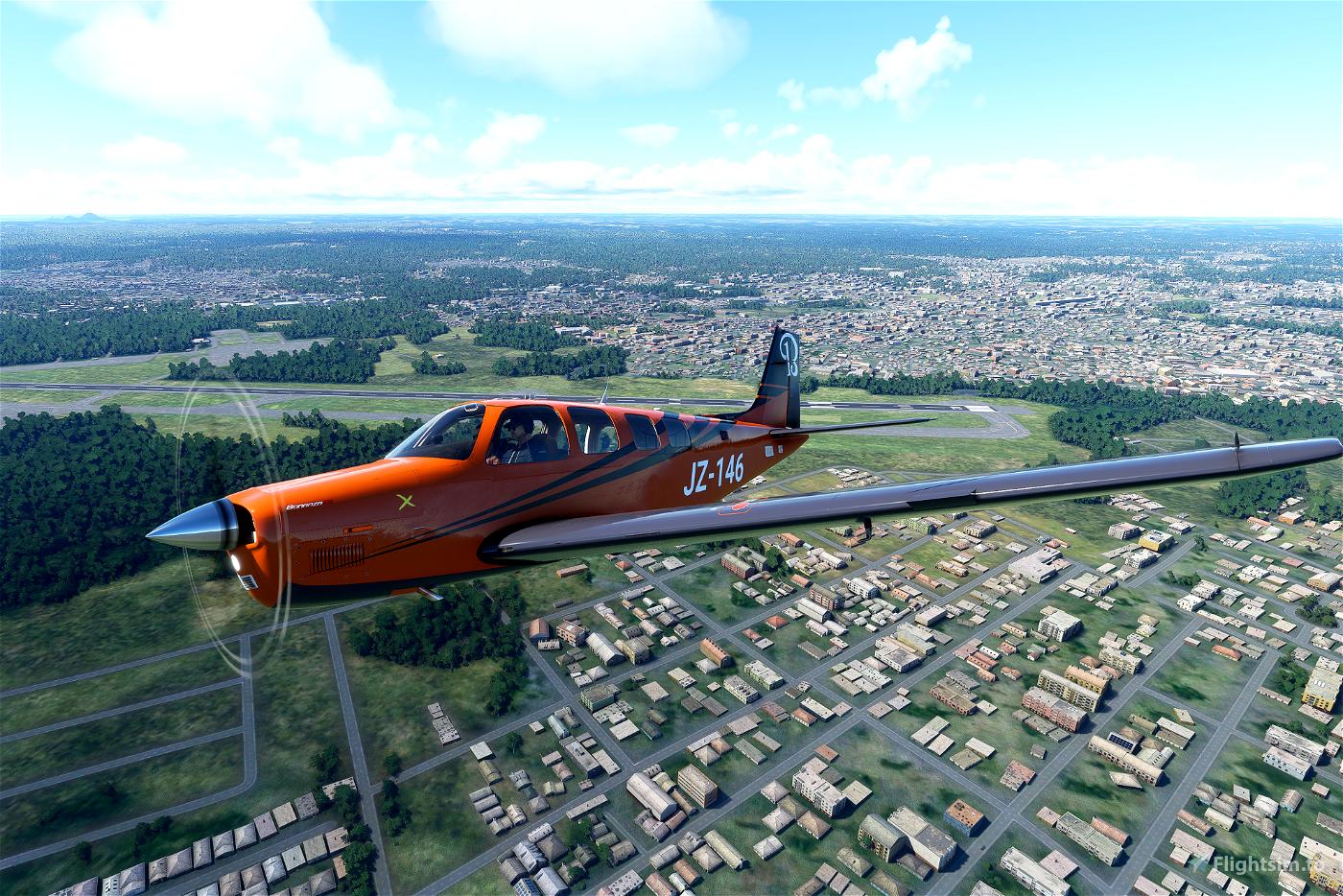 Beechcraft G36 Bonanza X Series (Now in 9 colours!!)  Flight Simulator 2020