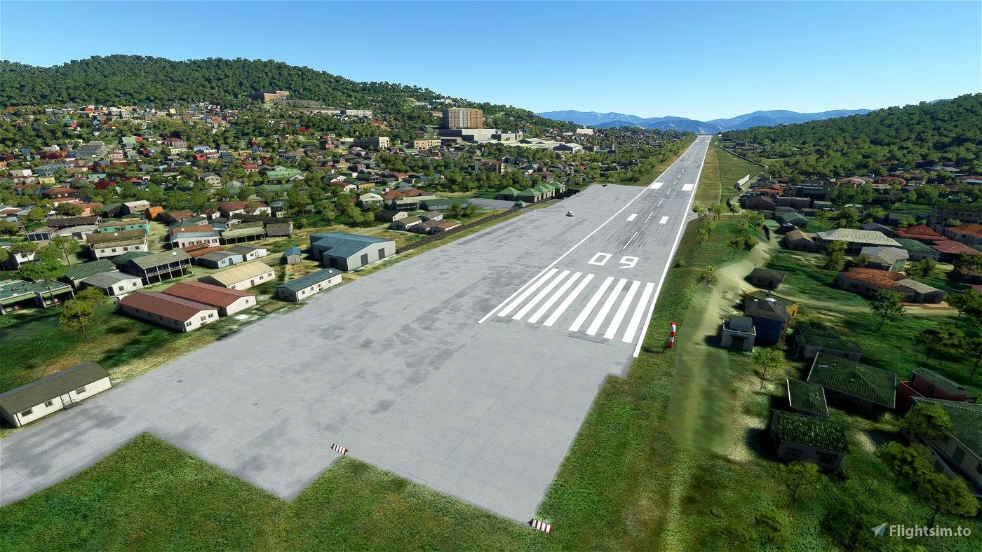 Loakan Airport, Baguio City - (RPUB)