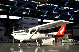 Cessna 152 Sevenair Academy Image Flight Simulator 2020