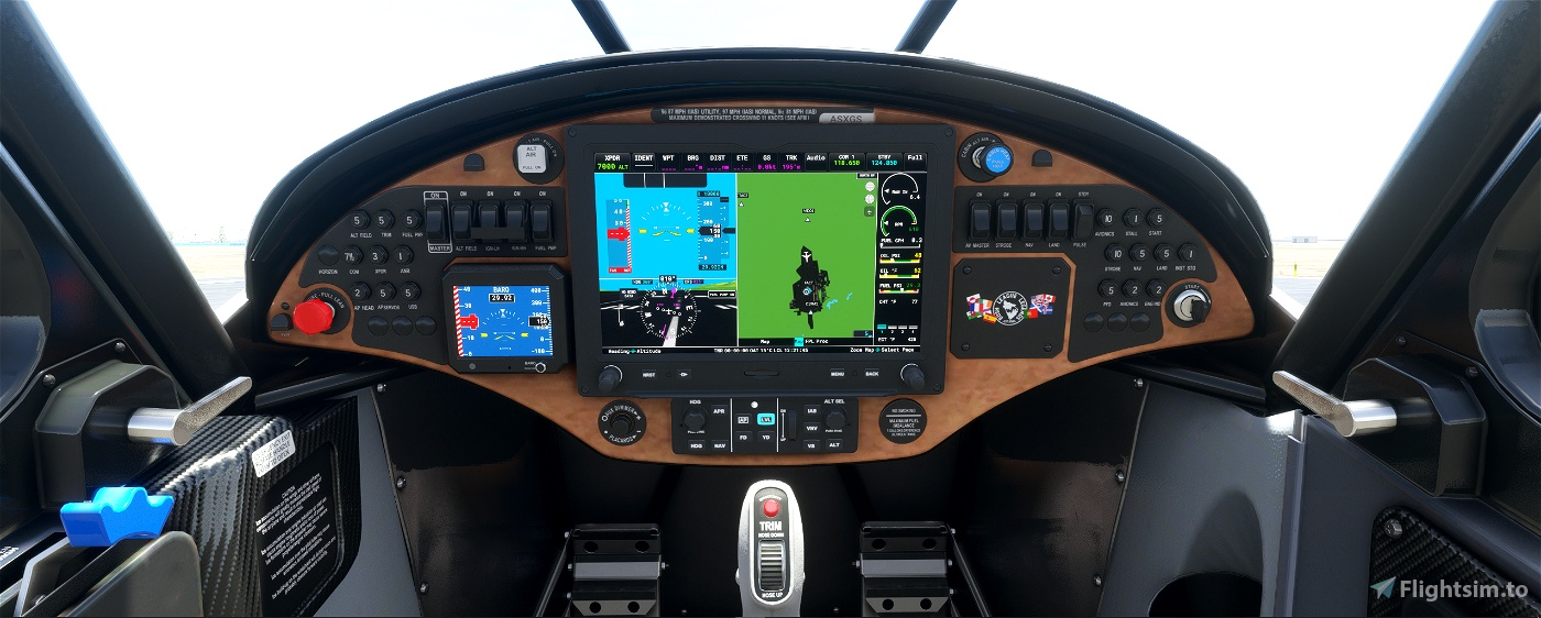 Crafter X Cub panel, updated