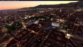 Torino landmarks - by Tatami Microsoft Flight Simulator