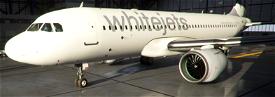 Whitejets PR-WTB A320 Neo Image Flight Simulator 2020