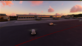 Princess Juliana/ TNCM Terminal Image Flight Simulator 2020