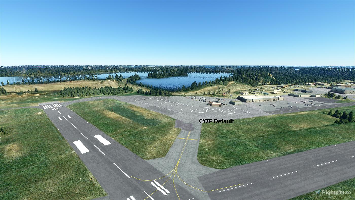 CYZF-Yellowknife Airport, Version 1.3