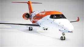 Citation Longitude EasyJet Microsoft Flight Simulator