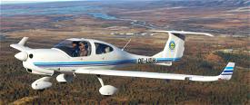 Diamond DA40 Nigerian College of Aviation Technology Image Flight Simulator 2020