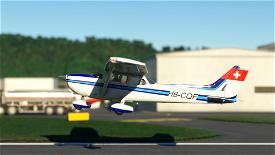 Asobo Cessna 172 HB-CQF (Classic) Image Flight Simulator 2020
