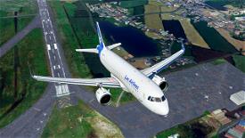 Lao Airlines [4K] Image Flight Simulator 2020