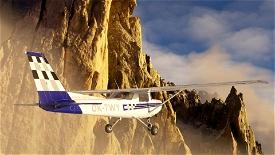 Cessna 152  F-Air OK-TWY (Czech) Image Flight Simulator 2020