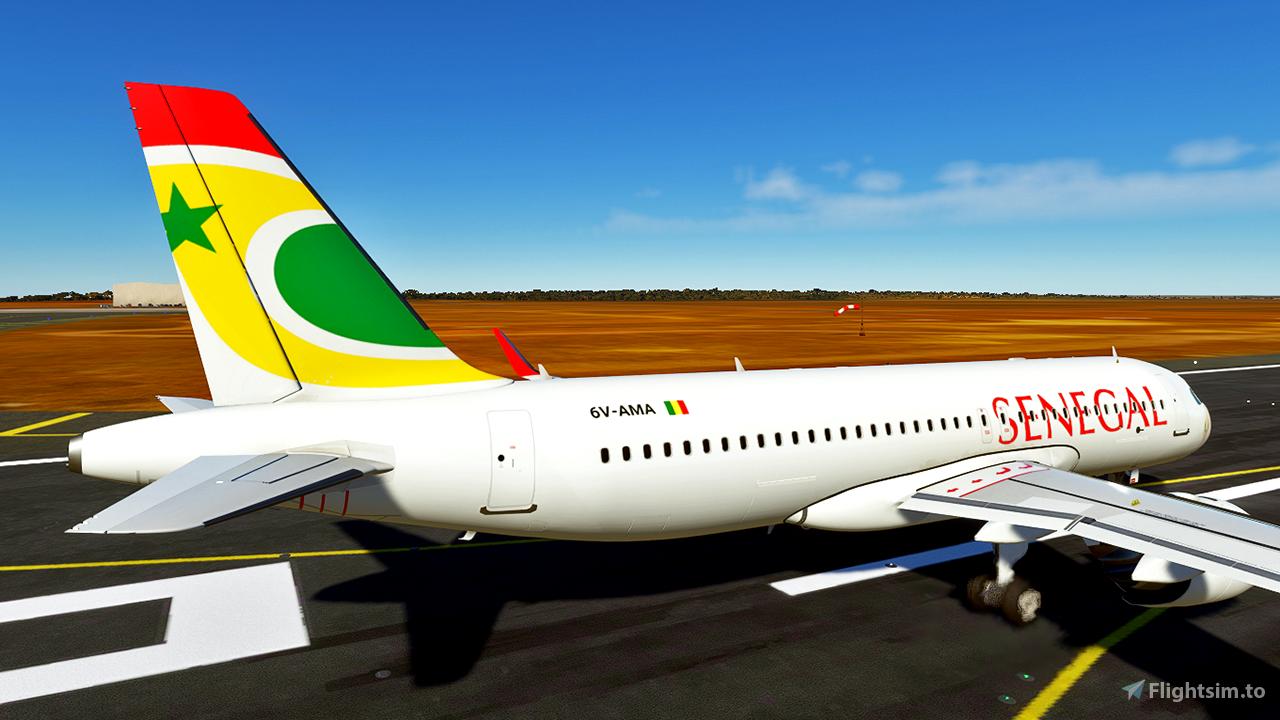 Air Senegal [4K] Flight Simulator 2020