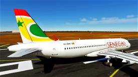 Air Senegal [4K] Image Flight Simulator 2020