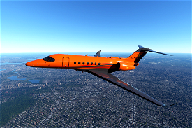 Cessna Citation Longitude X Series (Now in 9 colours!) Microsoft Flight Simulator