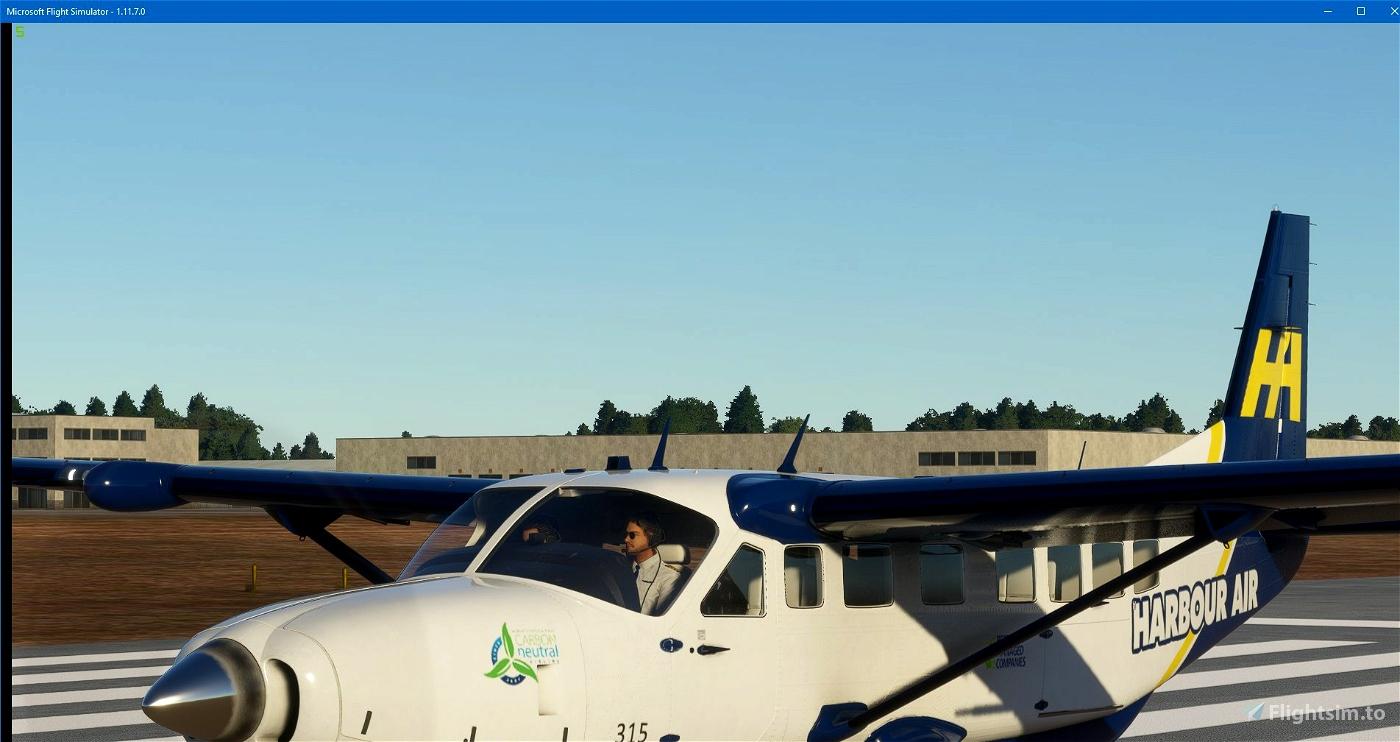Harbour Air Grand Caravan