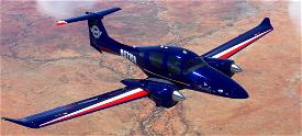 DA62 Berichi Aviation Flight School Image Flight Simulator 2020