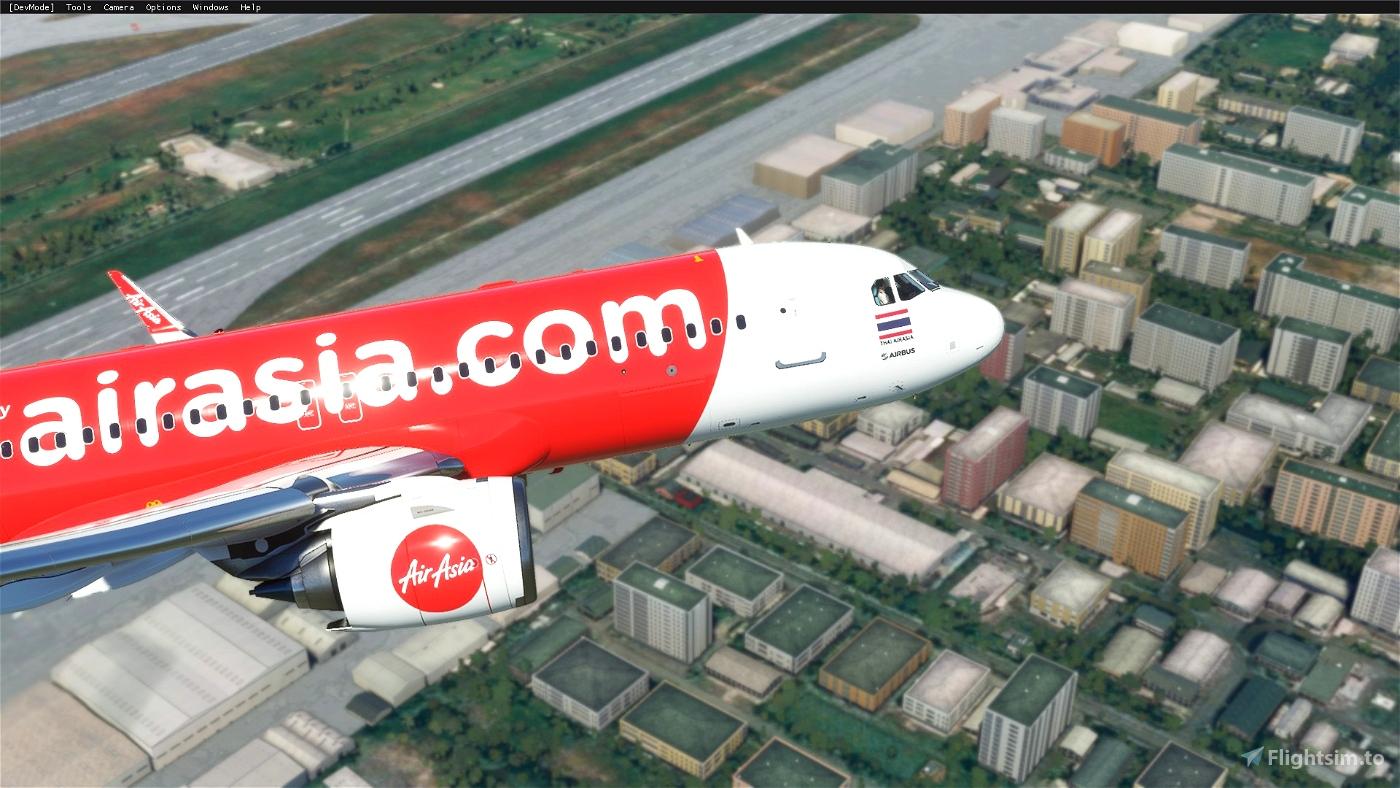 AirAsia Thai [8K](HS-BBX)