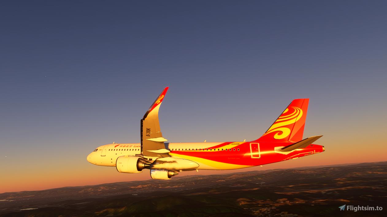 Lucky Air [4K]